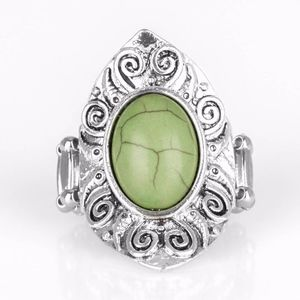 Free with Bundle Mega Mother Nature Green Ring